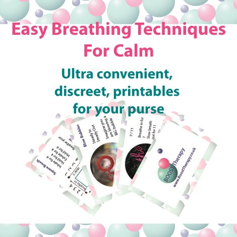 Breathing Techniques Printables
